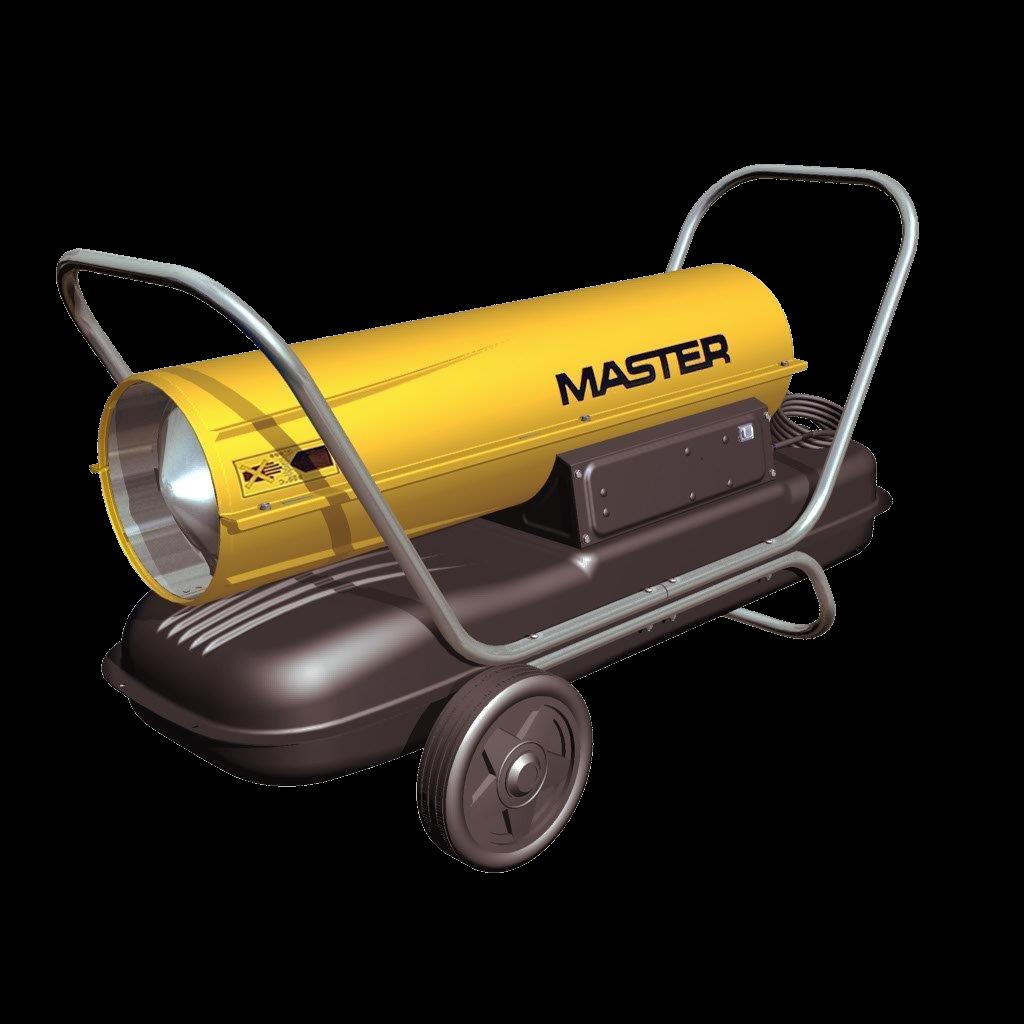 NAFTOVÉ TOPIDLO - MASTER B150CED